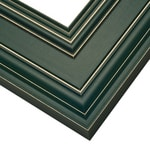 Frame: CUL5 - Country - Green - Large Profile