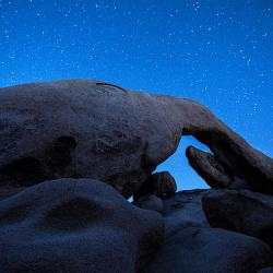 Arch Rock Starry - Fine Art