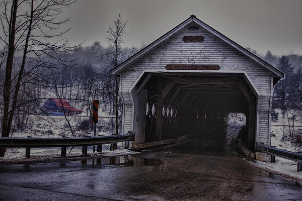 Tom Singleton's Dummerston Covered Bridge