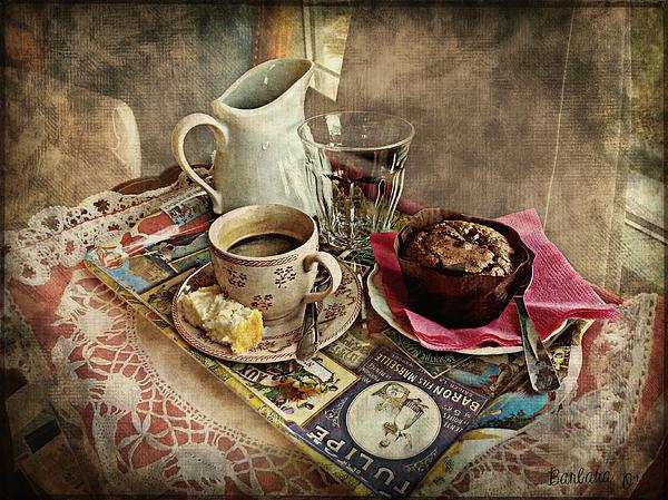 Coffee Time Photograph  - Coffee Time Fine Art Print
