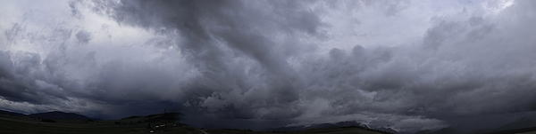 Clouds Photograph - Montana Skies by Yvette Pichette