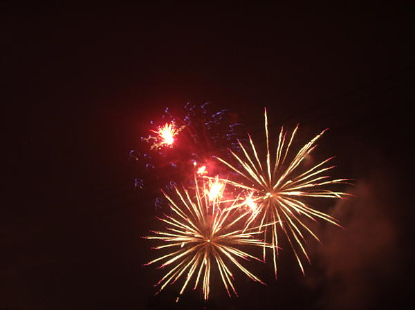 Fireworks Photograph - 4th Of July by Danielle Jackitis