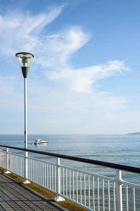 Activity Photograph - a View from Pier by Svetlana Sewell
