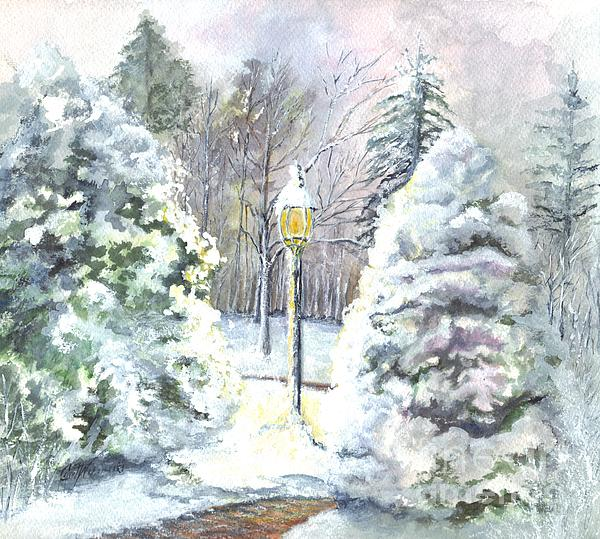 Carol Wisniewski - A Warm Winter Welcome
