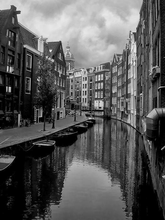 Heather Applegate - Amsterdam Canal