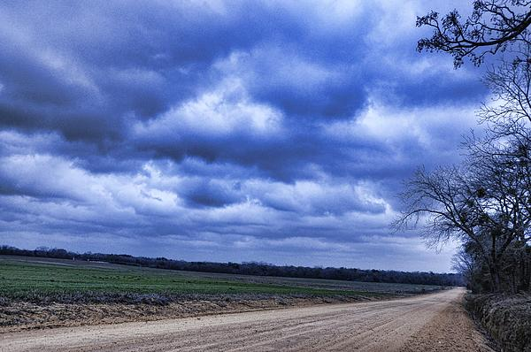 Landscapes Photograph - And The Thunder Rolls by Jan Amiss Photography