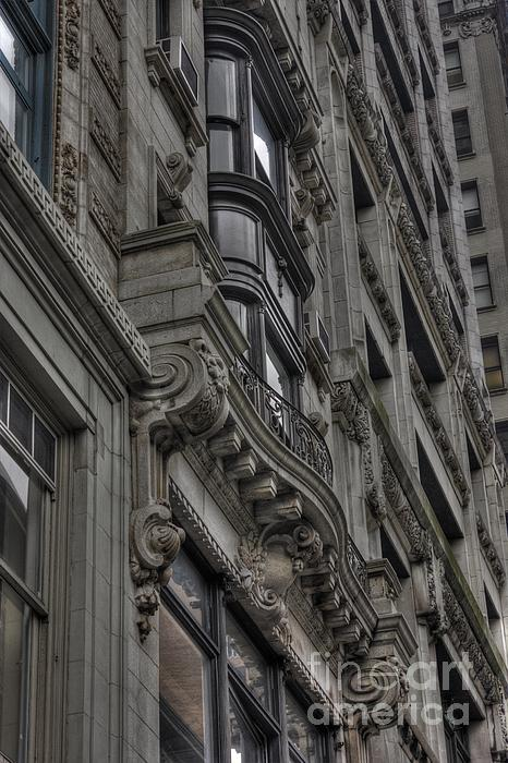 Architectural Detail Photograph - Architectural Detail by David Bearden