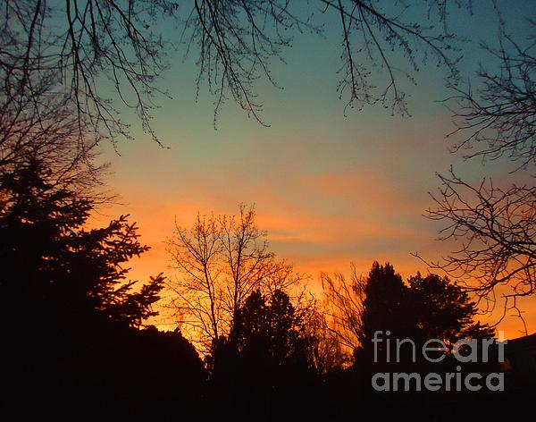 As The Sun Goes Down Photograph  - As The Sun Goes Down Fine Art Print
