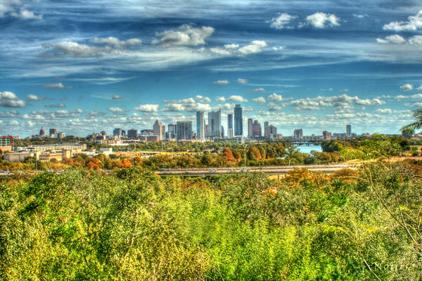 Awesome Austin Photograph  - Awesome Austin Fine Art Print