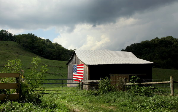 Barn In The Usa Photograph  - Barn In The Usa Fine Art Print