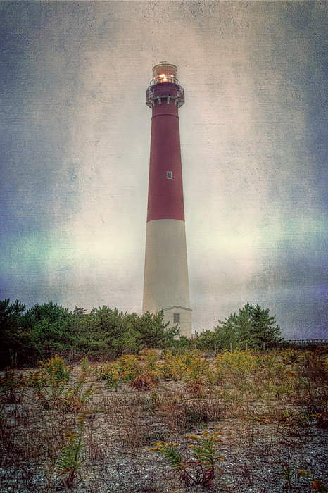 Barnegat Lighthouse Dawn Photograph  - Barnegat Lighthouse Dawn Fine Art Print