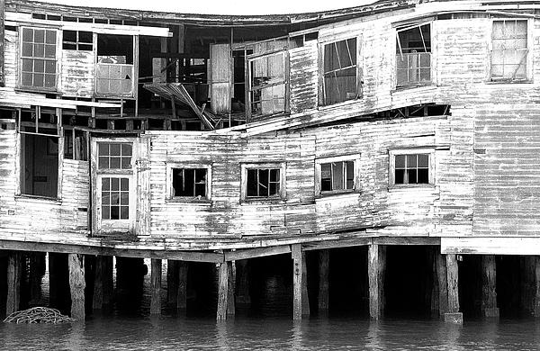 Oregon Photograph - Cannery by Joe Klune