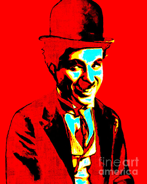 Charlie Photograph - Charlie Chaplin 20130212 by Wingsdomain Art and Photography