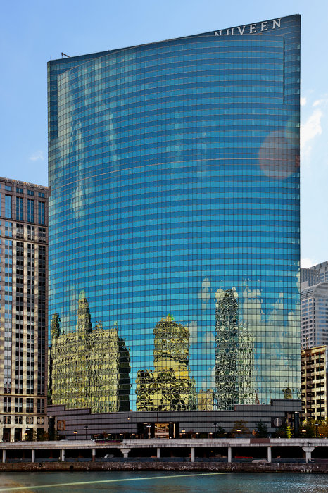 Chicago Photograph - Chicago - 333 West Wacker Drive by Christine Till