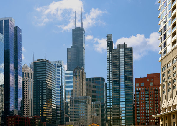 Chicago Photograph - Chicago - Its Your Kind Of Town by Christine Till