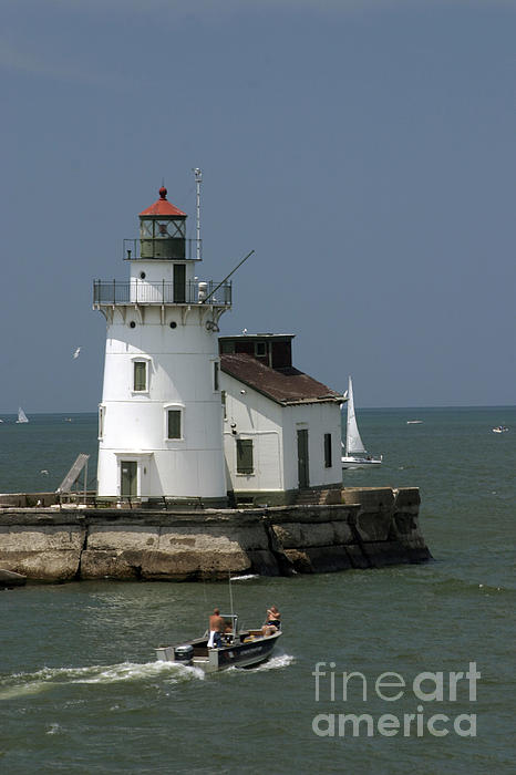 Darleen Stry - Cleveland Lighthouse