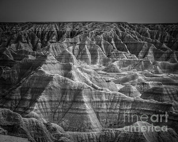 Dakota Badlands Photograph  - Dakota Badlands Fine Art Print