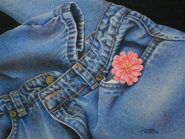 Favorite Jeans Painting