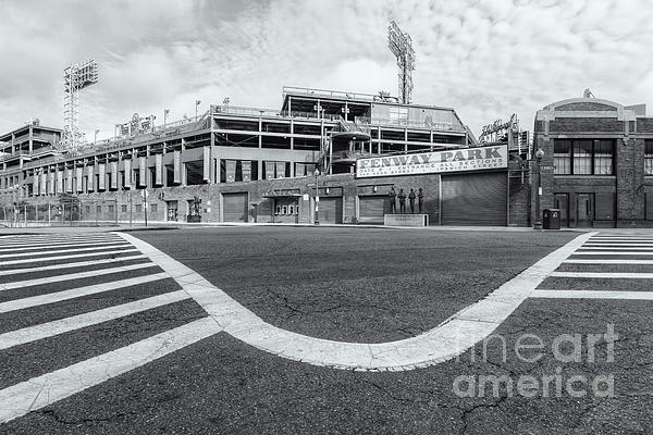 Clarence Holmes Photograph - Fenway Park Vi by Clarence Holmes