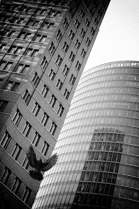 Architecture Photograph - Freedom by Ilker Goksen
