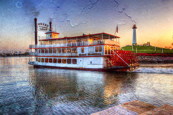 Heidi Smith - Grand Romance Riverboat