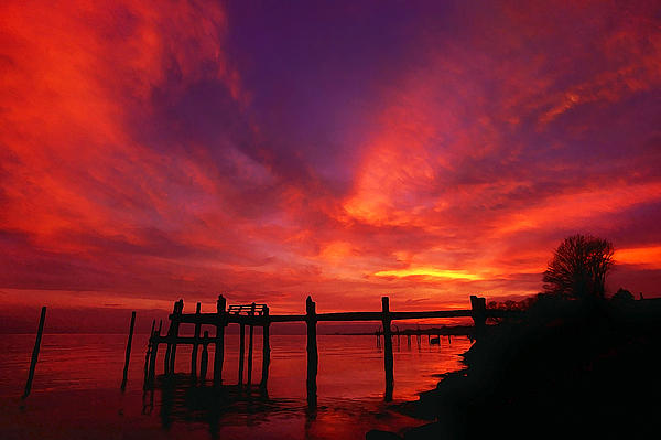 ABeautifulSky  Photography - Hampton Roads Sunset