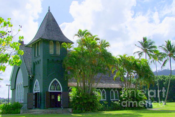Mary Deal - Hanalei Church