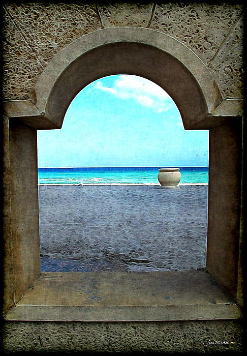 Joan  Minchak - Hollywood Beach Arch