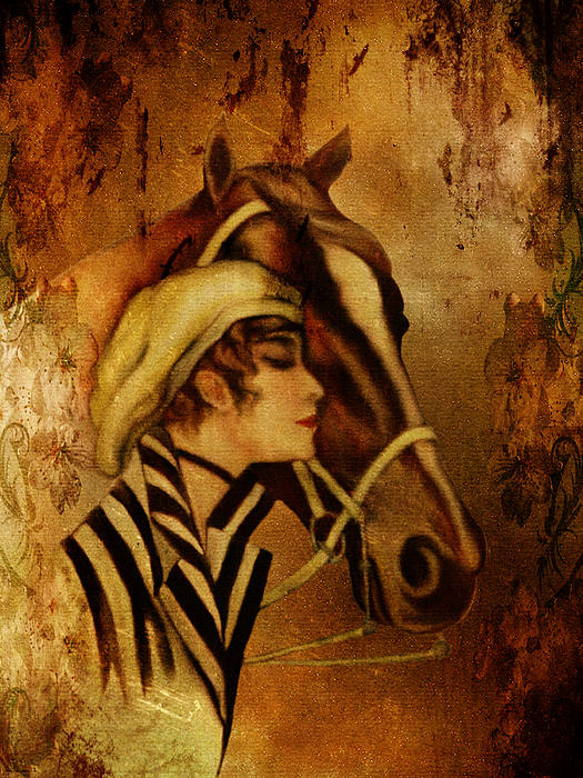 Pamela Phelps - Horse and Rider