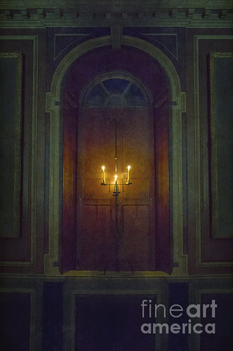 Wood Photograph - In The Great Hall by Margie Hurwich