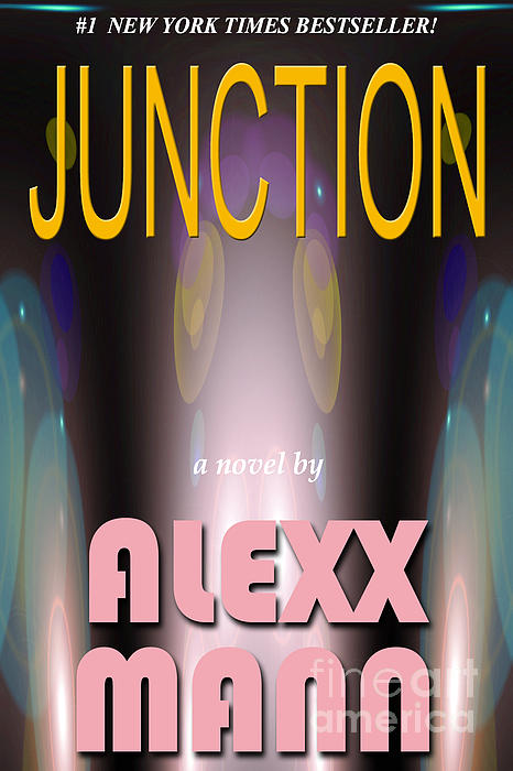 Book Cover Photograph - Junction by Mike Nellums