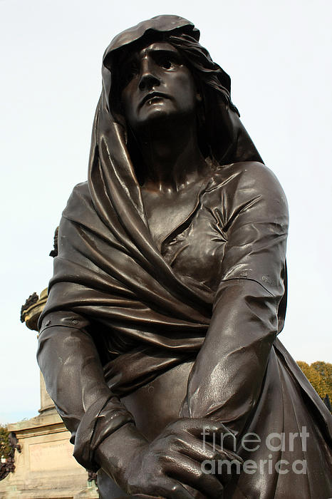 Macbeth Photograph - Lady Macbeth In Stratford Out Damned Spot  by Terri Waters