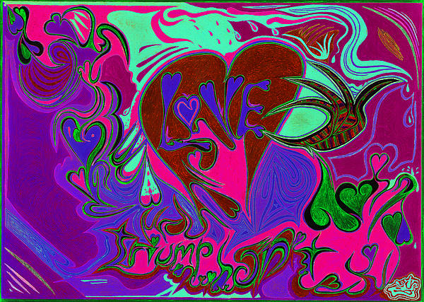 Kenneth James Photograph - Love Triumphant 3of3 V2 by Kenneth James