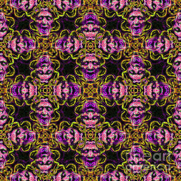Medusa Photograph - Medusa Abstract 20130131m138 by Wingsdomain Art and Photography
