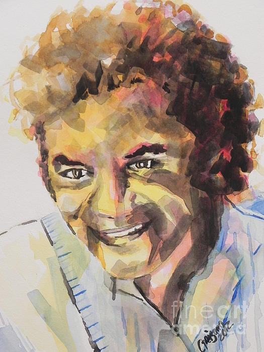 Chrisann Ellis - Music Artist...Johnny Mathis