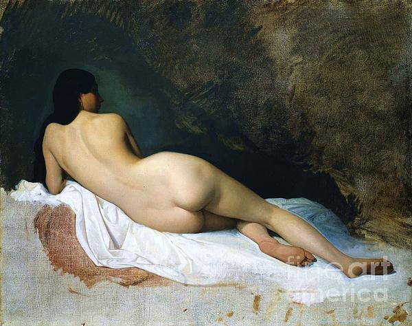 Pg Reproductions - Nude Woman