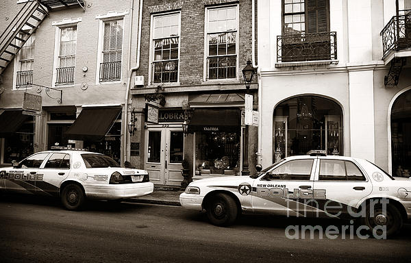Orleans Pd Photograph - Orleans Pd by John Rizzuto