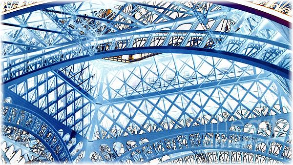 Carol Groenen - Paris Design in Blue