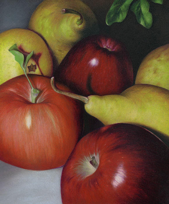 Natasha Denger - Pears and Apples