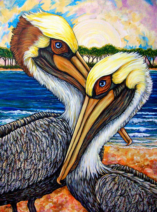 Sherry Dole - Pelican Pair