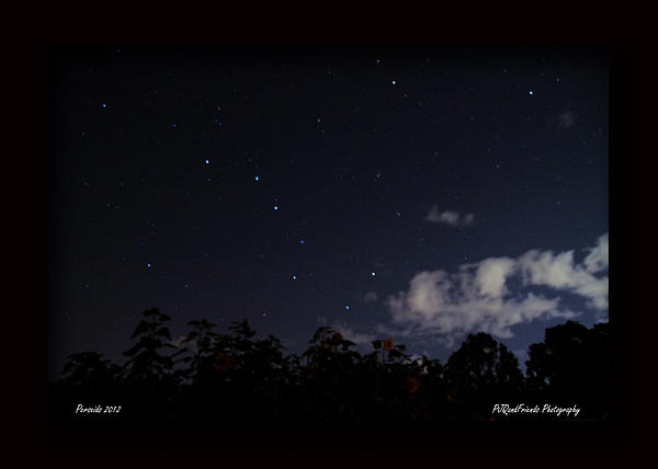 Perseid Meteor Shower Photograph - Perseids Big Dipper by PJQandFriends Photography