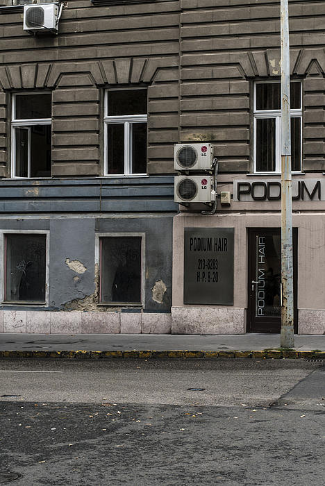 Pictures Of Budapest Hungary Photograph - Podum by Sabina Cosic