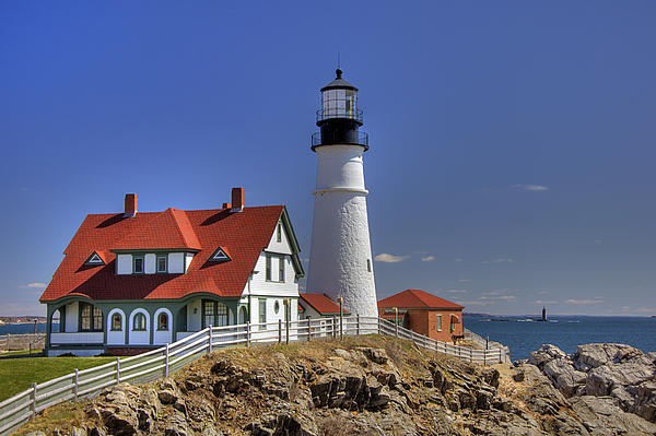 Joann Vitali - Portland Head Light