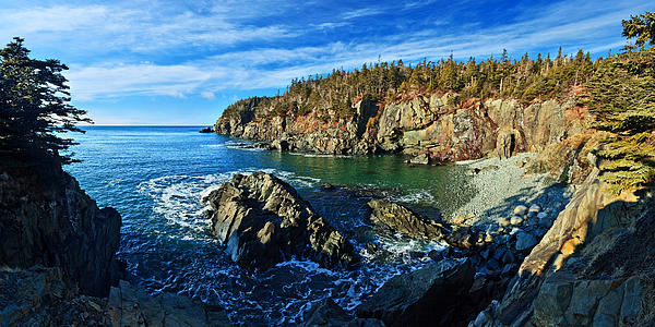 ABeautifulSky  Photography - Quoddy Head Cove