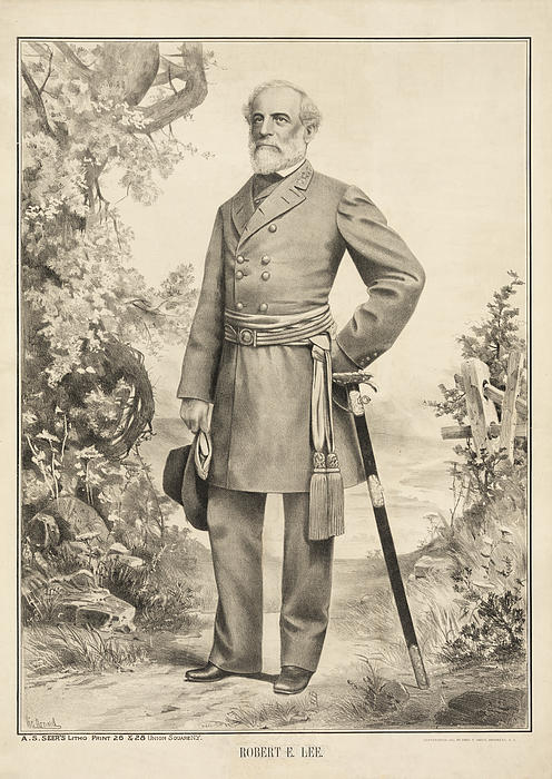 Robert E Lee Photograph  - Robert E Lee Fine Art Print