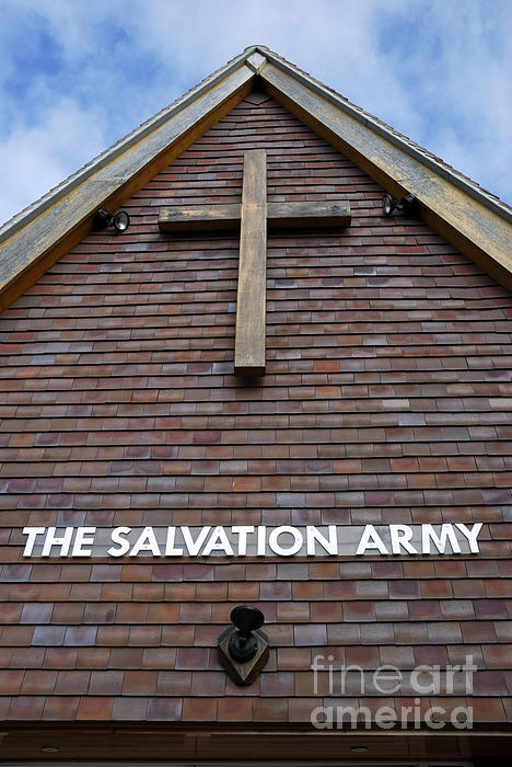 Doug Photograph - Salvation by Doug Wilton