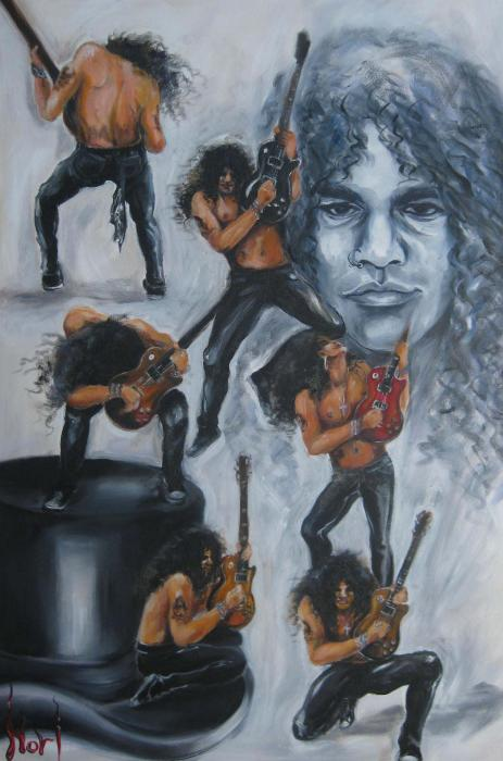 Slash-4 Painting