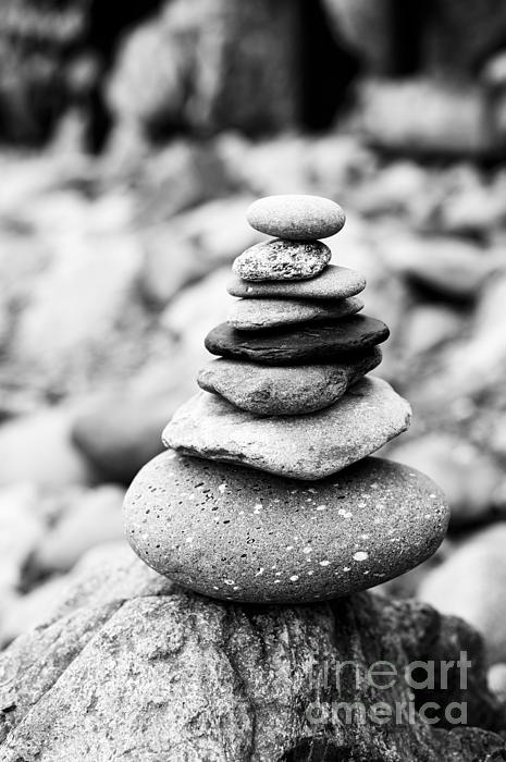 2011 Photograph - Stack by Anne Gilbert