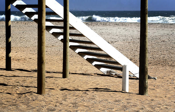 Namibia Photograph - Stairway To Summer  by A Rey