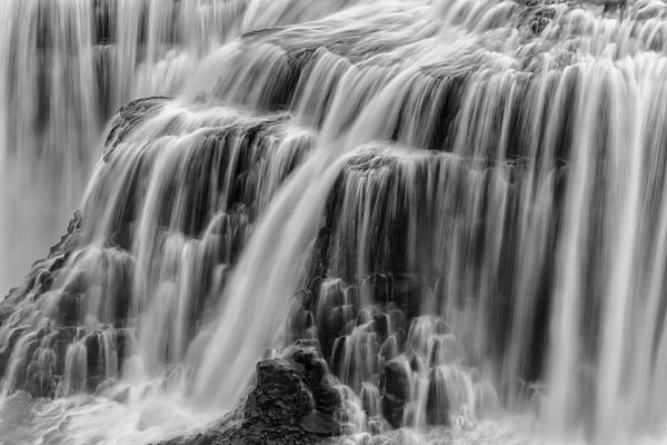 Horizontal Photograph - Strong Waters by Jon Glaser